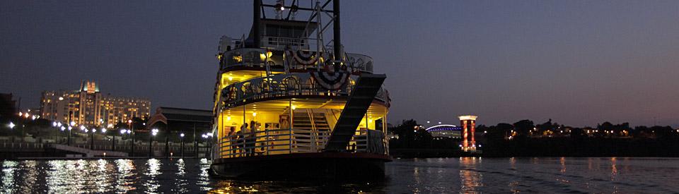 Alabama River boat