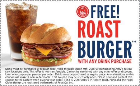 Arbys-Coupon 2