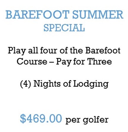 Barefoot Summer Special