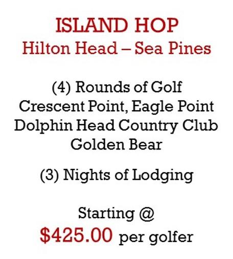 Island Hop Hilton Head