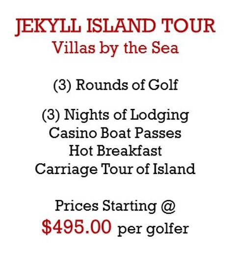 Jekyll Island Tour