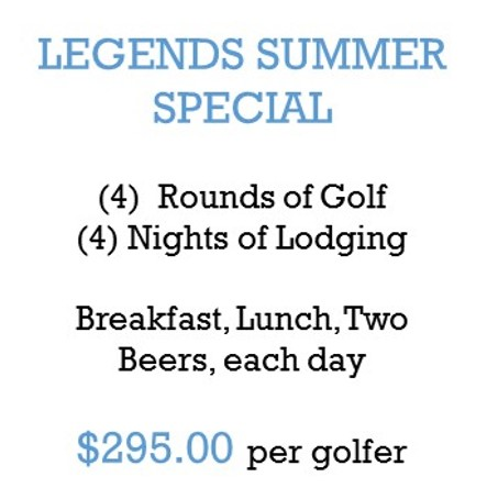 Legends Summer Special